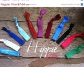 Sale 50% Off EVERYTHING Entire Store SALE 10 Hippie Chic Hair Ties