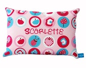 Apple Pop Personalised Cushion