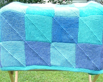 Blue Heaven Extra Large Afghan