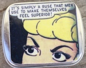 Feminist Stash Tin