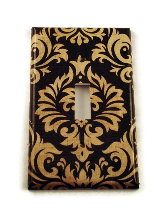 Decorative Wall Light Covers : Light switch cover wall decor switchplate decorative