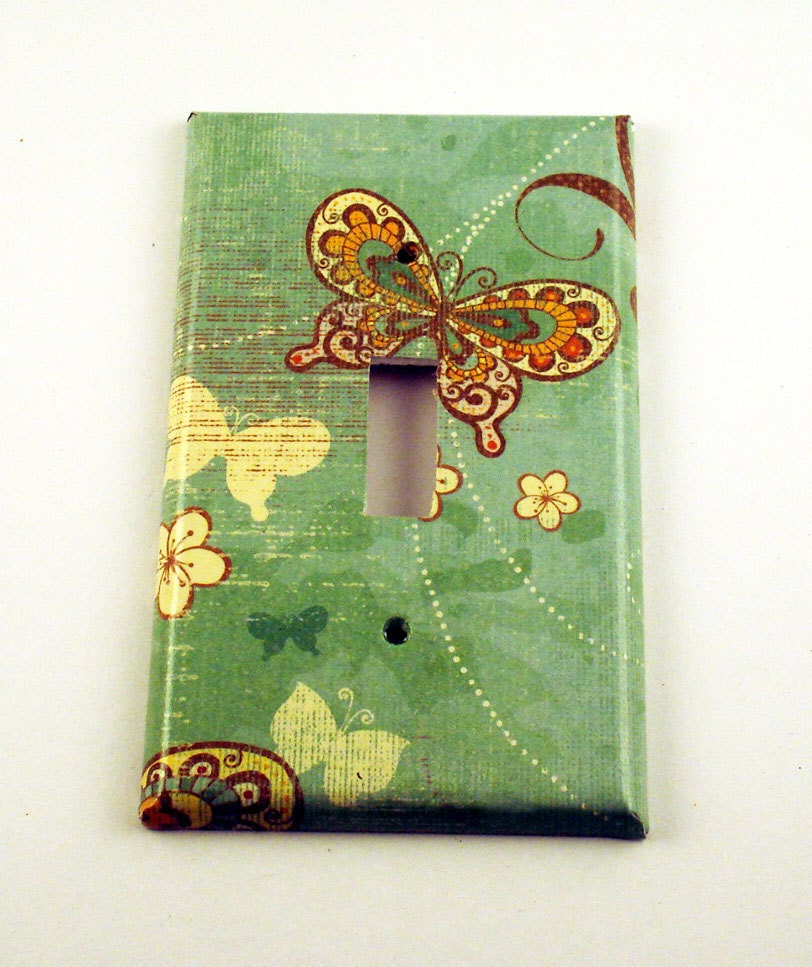 Switch Plate Light Switch Cover Wall Decor Single Switchplate