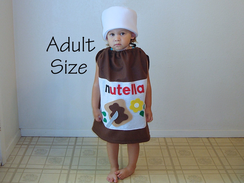deguisement nutella