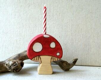 Birthday Mushroom