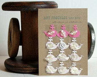 Paper Craft Embellishments, Self Adhesive - Art Bits: It's a Girl