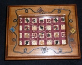 Music Box with sewing theme