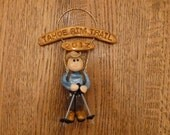 Tahoe Rim Trail Ornament