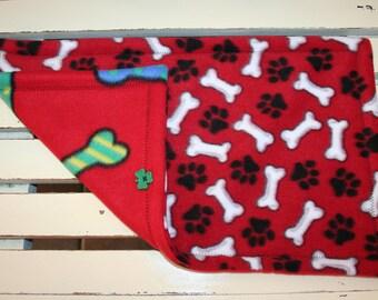 Kneading Blankie for Dogs - Lotsa Bones