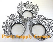 Spider Web Halloween Cupcake Liners Cupcake wrappers Candy Cups