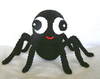 SPIDER CROCHET PDF Crochet Pattern (English only)