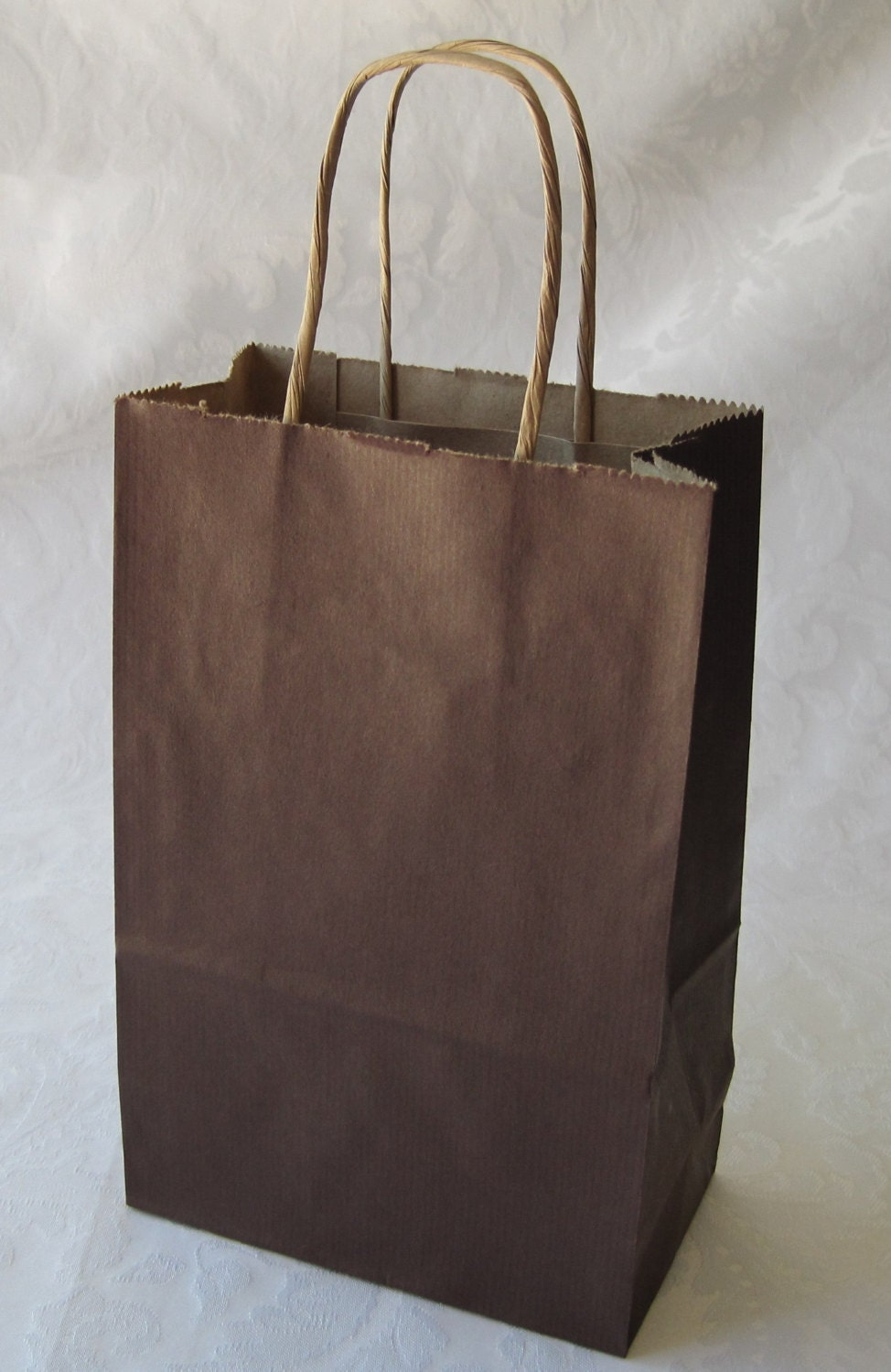 Paper bags kraft paper bags brown bags gift bags by jetjewels for Brown paper craft bags