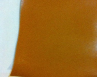 "42"" wide 1 yard Plus Caramel Colored Vinyl Upholstery"