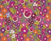 Nel Whatmore - Secret Garden - Hedgerow -  Pebble PWNW-36 - Available in Yards, Half Yards and Fat Quarters