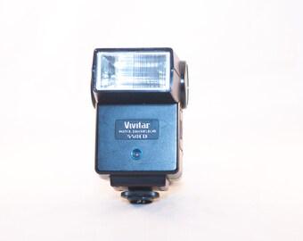 Vintage Vivitar Auto Thyristor 550 FD Flash