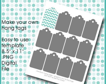Make your own tags | Etsy