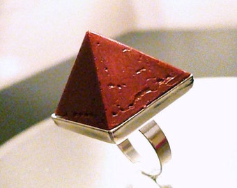 NEW SupHerOrgone - PUMPED RELEASE - Orgone Pyramid Ring
