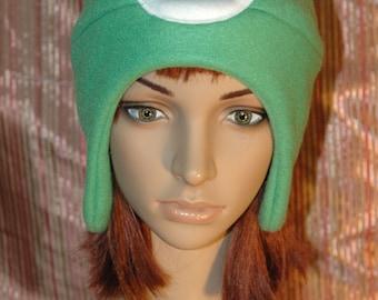 Luigi Fleece Hat
