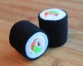 California Roll Nekozushi catnip toy