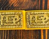Art Deco Belt Buckle