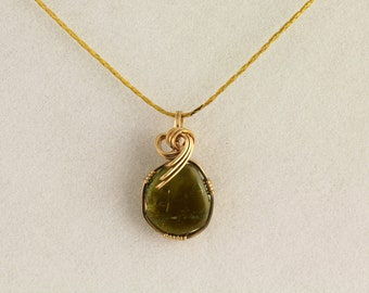 Peridot Necklace Set.Listing 177999209