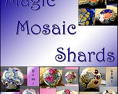 RUSSIAN VERSION Magic Mosaic Shards Lampwork Tutorial Ebook