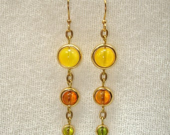 Sunkissed Earrings - No Shipping Charge within the U.S.
