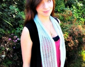 Your Song Knitted Cowl Pattern