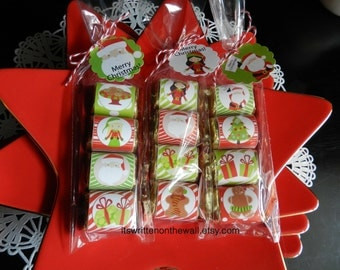 Holiday Candy Gifts