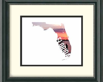 Florida - Sunset - Digital Download