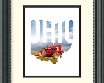 Ohio - Farm - Digital Download