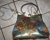 Beaded Silk Handbag from BASIA'S Private Collection