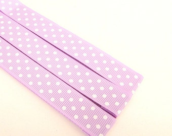 Pattern Magnet - Chart Keeper Magnetic Bookmark - Knitting Crochet Supplies Tools - Set of 3 - Light Pink Polka Dots