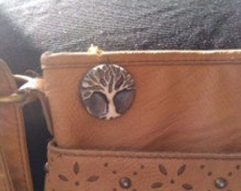 Tree of Life Zipper Pull/ Purse Charm