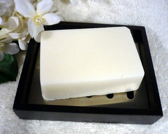 Peppermint Shea Butter Sugar Soap Bar