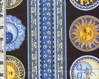 Sew heavenly etsy for Celestial fleece fabric