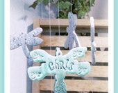 Dragonfly Memorial  Wind Chime Personalized