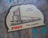 """Vintage """"Von's"""" Needle Book"""