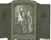 Antique Photograph, Children, Lash Family Relatives, Oklahoma