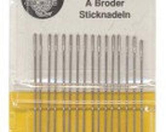 Size 7 Embroidery Needles ( JJ135-07) - John James