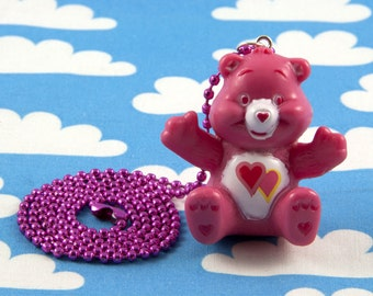 Care Bears Necklace Love A Lot Bear