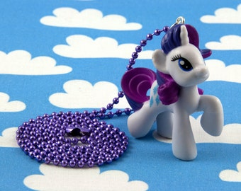 Rarity Necklace My Little Pony