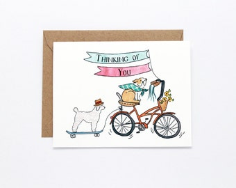 Any Occasion Card - Thinking of You