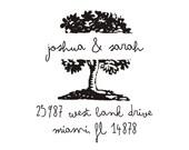Tree Return Address Stamp