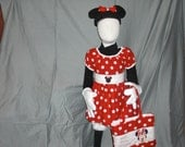 CLOSE-OUT SALE: Minnie Mouse costume - size 2T