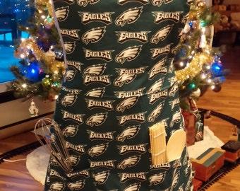 Cotton Philadelphia Eagles Apron