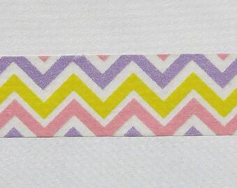 Pastel Washi Paper Tape Chevron