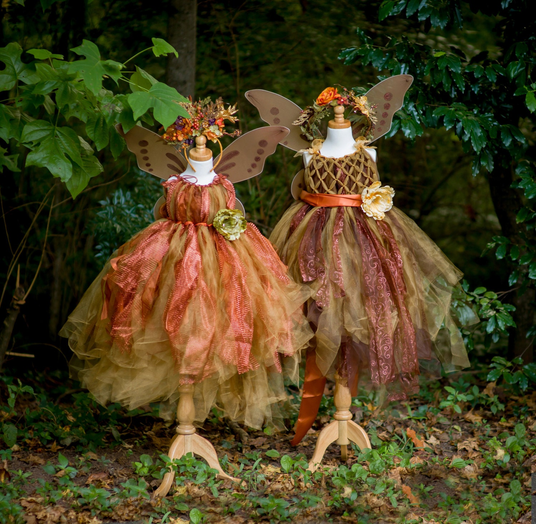 Fall fairy woodland fa...