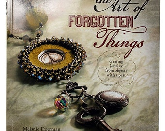 The Art Of Forgotten Things By Melinda Barta Instructional Book SALE
