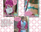 Learning to Sew Series Combo of PDF Sewing Patterns