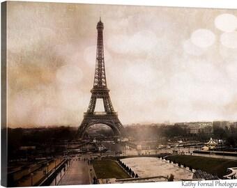 PARIS CANVAS PRINT Paris Photography, Paris Canvas Eiffel Tower Canvas, Eiffel Tower Canvas, Paris Canvas Landscape, Eiffel Tower Canvas Art
